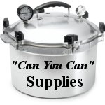 Can you Can Supplies