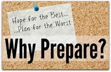 Why Preparedness