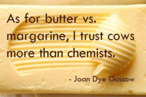 Butter butter-vs-margarine-quote