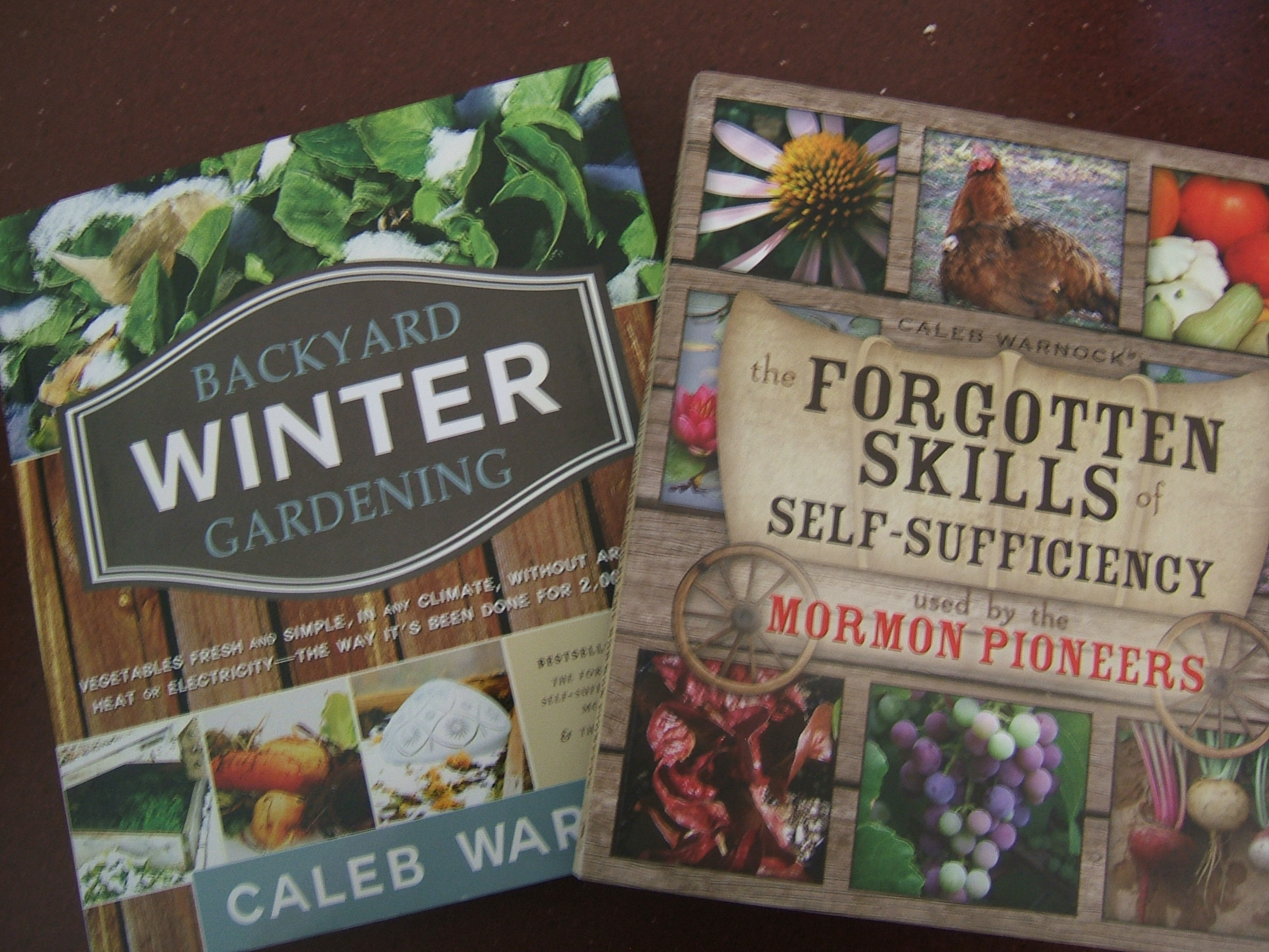 winter gardening with caleb warnock feed your family year round