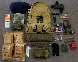 3-8 Bug Out Bag