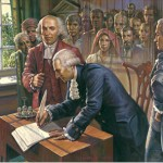 constitution sighning