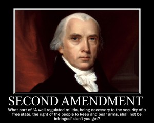 Arms James-Madison-Second-Amendment-Motivator