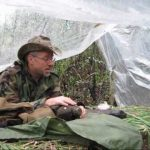 Survivalist, Instructor, Author, Speaker Dave McIntyre