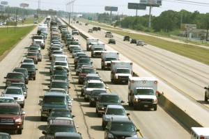 Planning for evacuation properly can help you avoid being stuck in congestion