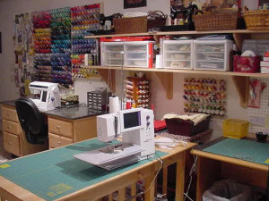 2-22 Roberta's sewing room