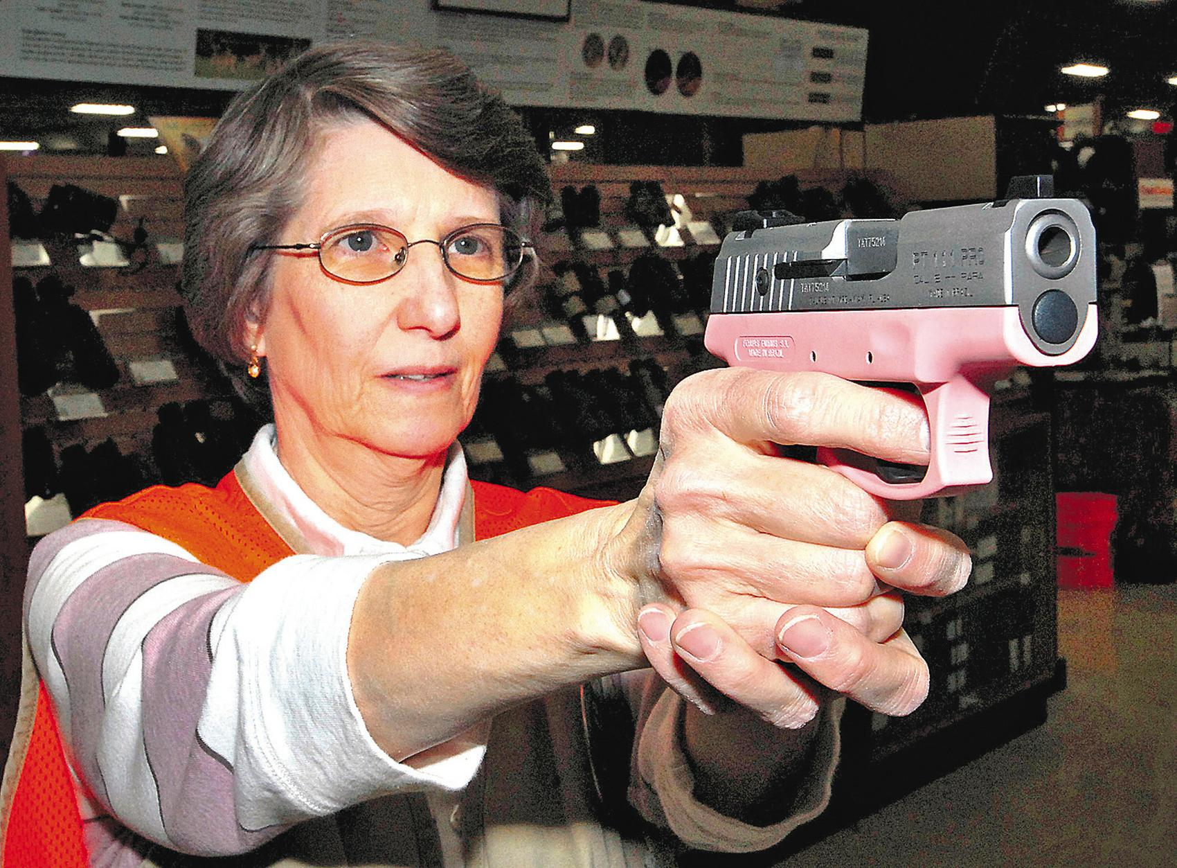 Women, Guns and Self Defense — Illinois Concealed Carry Classes ...