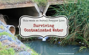 3-5-16 Surviving Contaminated Water