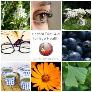 Herbal First Aid for Eye Health