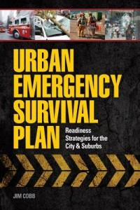 Urban Emergency Survival Plan cover
