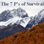 7P's of Survival