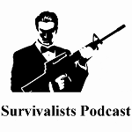 The Survivalists Podcast on Tuesdays 11am & 8pm