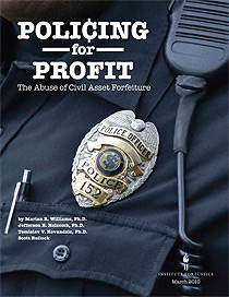 Highway Robbery policing-profit