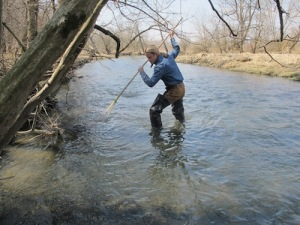 Survival Training for the Prepper! creek-gigging-river-31