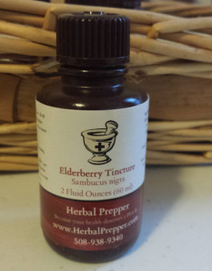 Respiratory Infections ElderberryBottled500