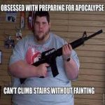 Preppers and the food that can kill you