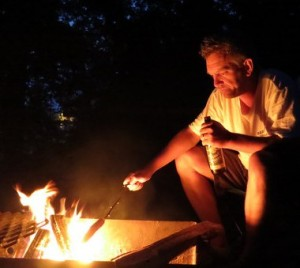 Comfort Foods camping-with-beer