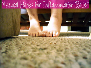 7-12-15 Natural-Herbs-For-Inflammation-Relief