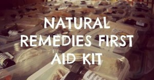 Herbal First Aid Kit- Part Three