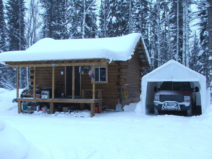 Bug Out Cabin Plans : Stockpile your bug out location prepper broadcasting