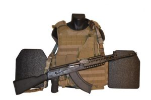 Body armor life saving tactical gear