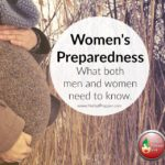 Women's Preparedness: Part 2- Just the Herbs