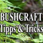 A Few Quick Bushcraft Tips and Tricks