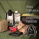 Essential Prepper gear