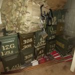 Ammo Storage & Stockpiling