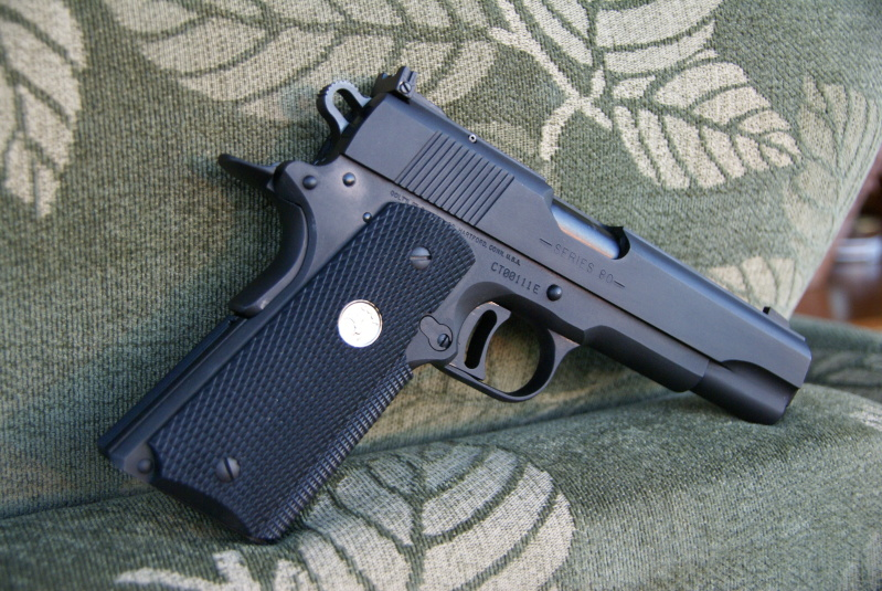 Gunsmithing the 1911 and other handguns for Preppers and Survivalists