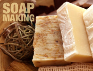 Making Soap