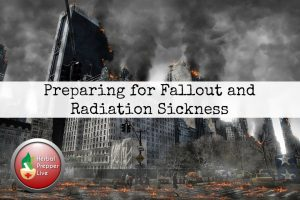 Fallout and Radiation Sickness