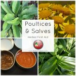 Poultices and Salves