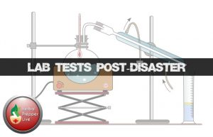 Could You Set Up a Post-Disaster Medical Lab
