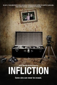 SNAPPED Infliction Poster No Credits