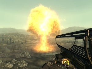 On the Road fallout3-giant-nuke