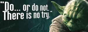 Get in, Get out, Freedom seekers yoda