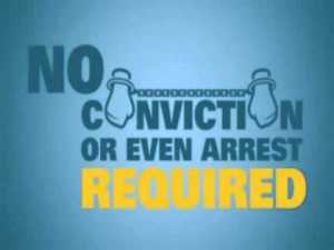 Highway Robbery no-conviction-or-arrest-required