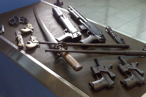 Weapons Dangerous_weapons_seized_from_holiday_flights_at_Manchester_Airport