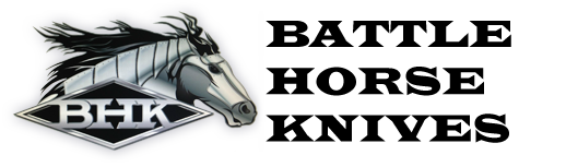 Battle Horse Knives... all about knives