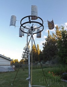 Penny Pinching Projects for Preppers windmill