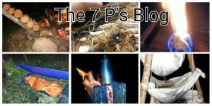 The 7 P's of Survival first live radio show