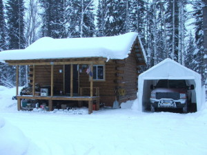 Stockpile Your Bug Out Location WinterCabin