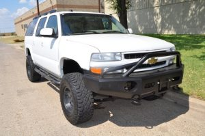 Bug-Out Vehicle Chevy-Suburban-Z71
