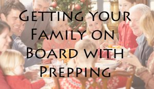 Family and Prepping