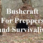 Bushcraft: must have prepper survival skills!