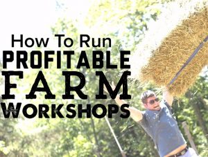 How to do a On-Farm Workshop