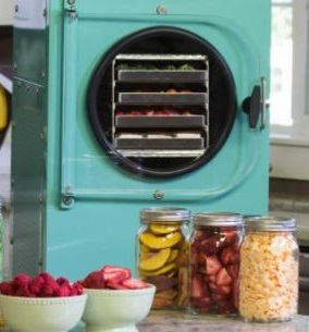 Food Storage and Freeze drying