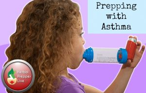 Prepping with Asthma
