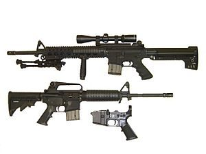 Survival Rifles